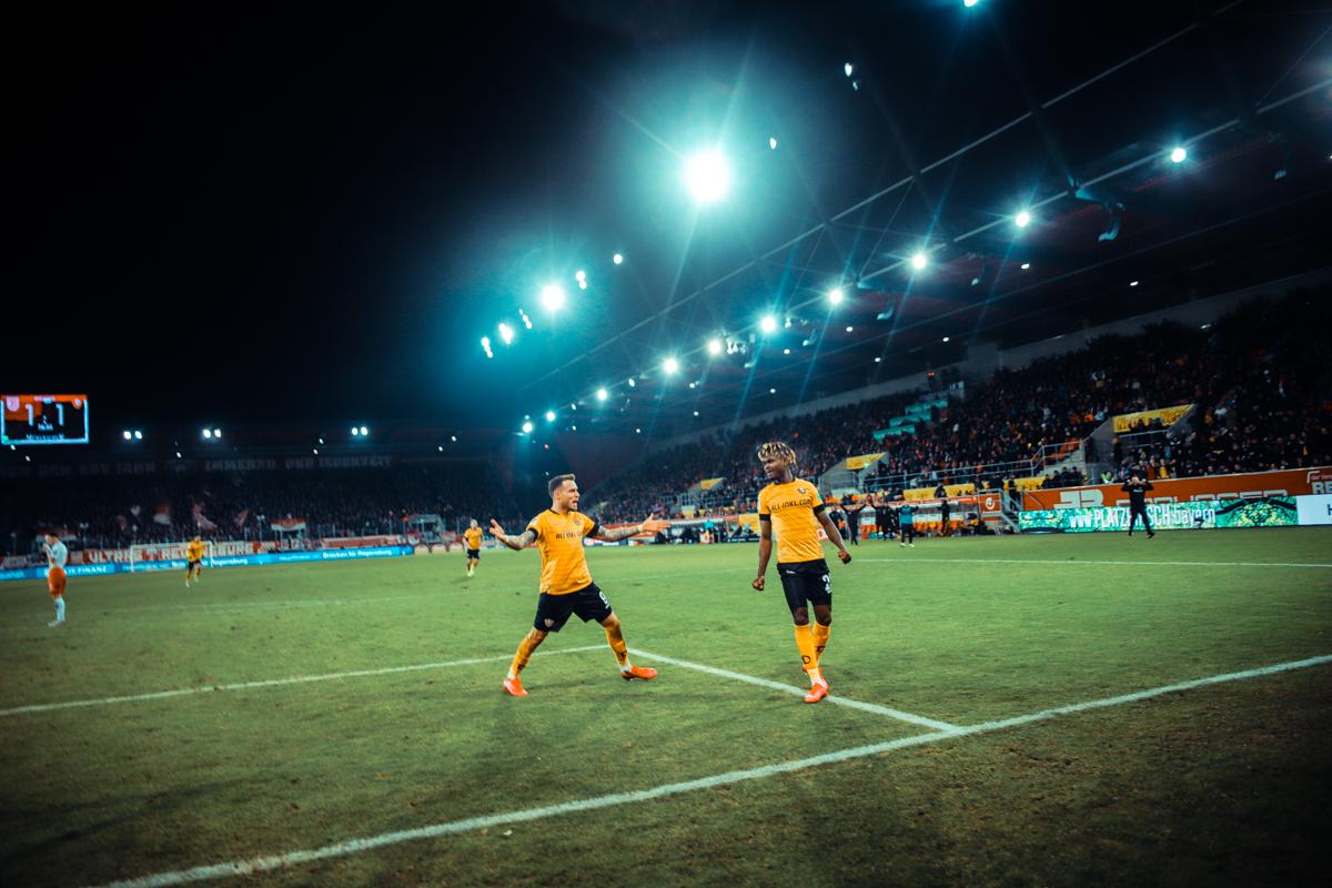 28-02-2020-SSV Jahn Regensburg vs. SG Dynamo Dresden