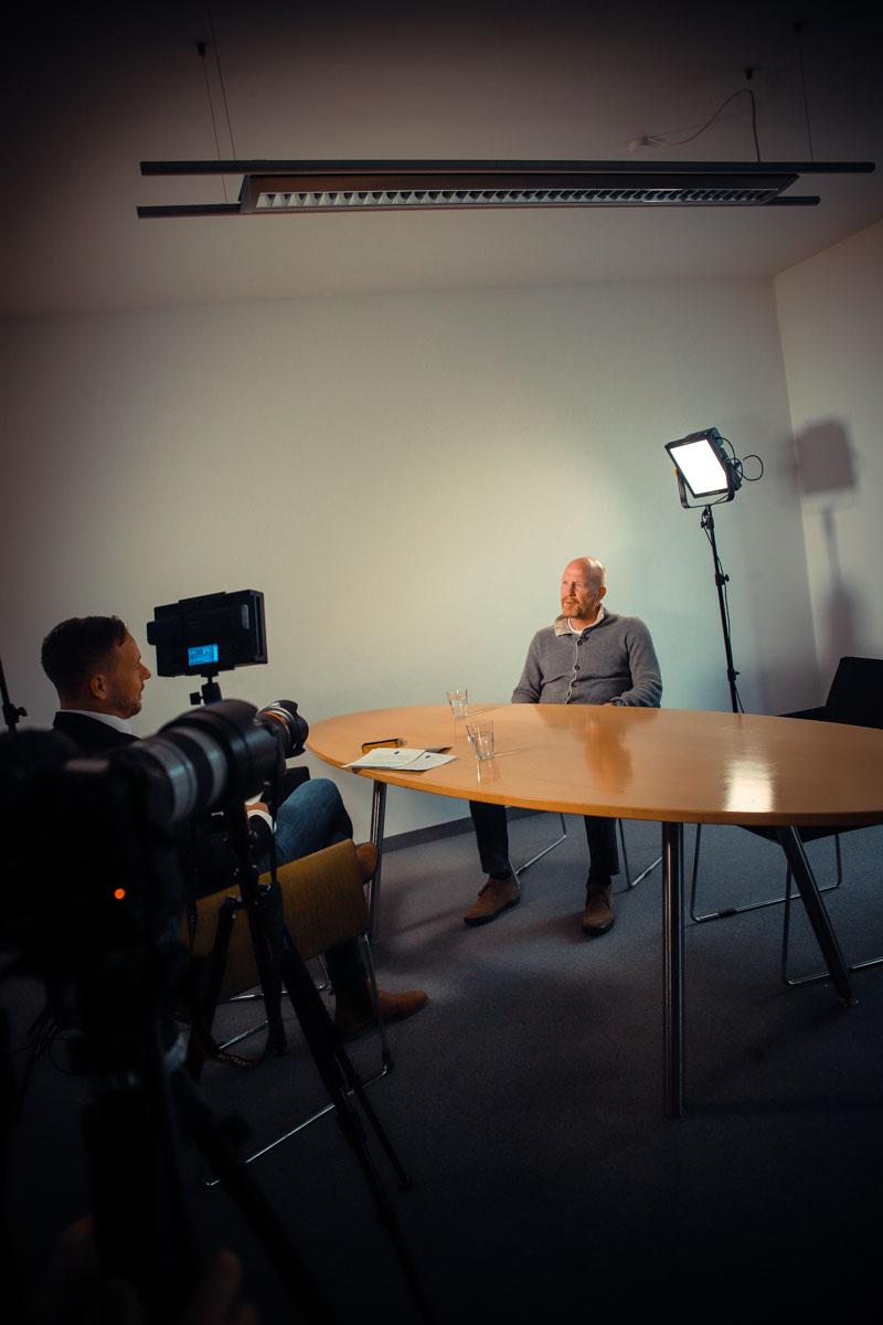 Running Riot trifft Matthias Sammer. Wir lieben Photographie / Fotografie, Reportagen und Storytelling
