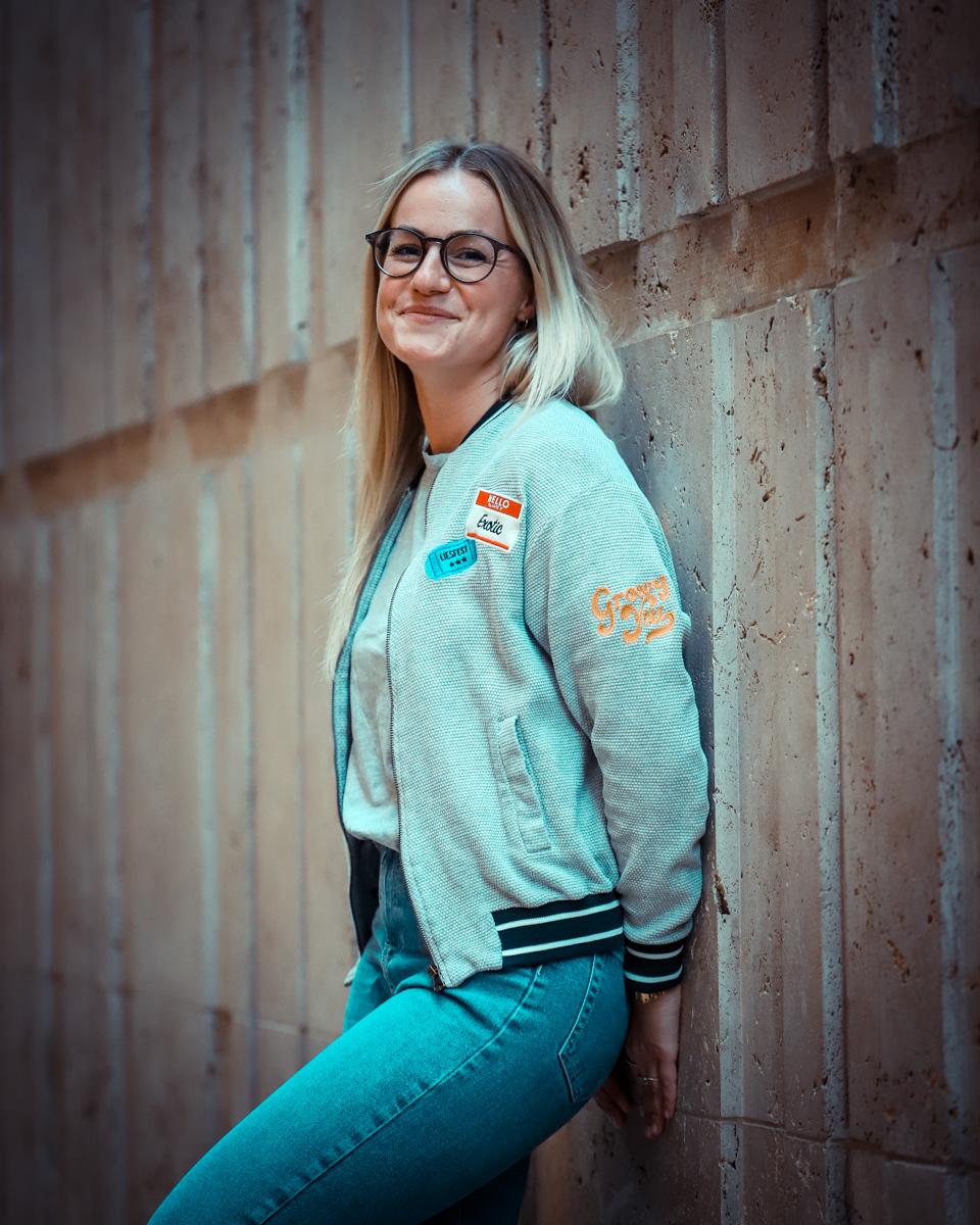 Marie Jenhradt   Teammanagerin der SG Dynamo Dresden