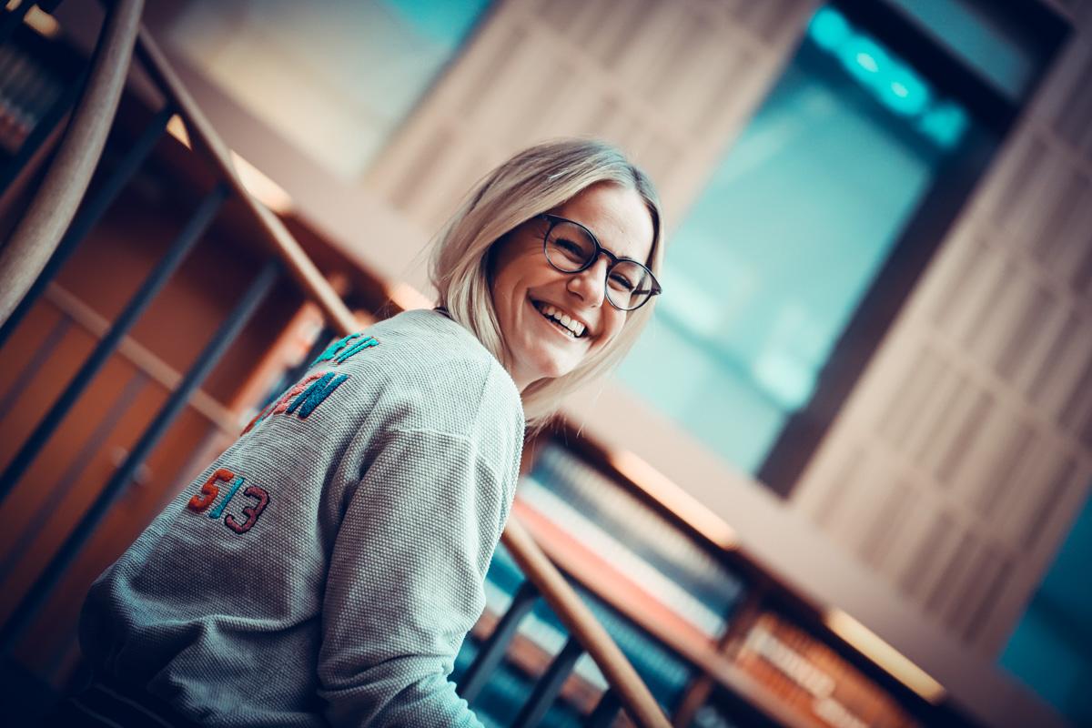 Marie Jenhradt | Teammanagerin der SG Dynamo Dresden